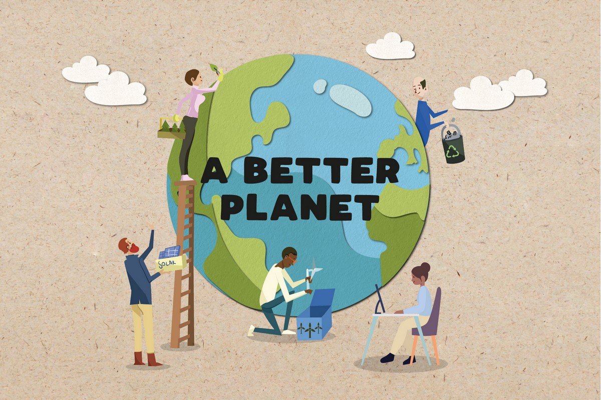Just Launched: A Better Planet