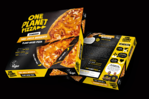 One Planet Pizza Example Of CreationADM Branding 2021. CreationADM Is A Leading Branding Marketing Agency In Manchester.